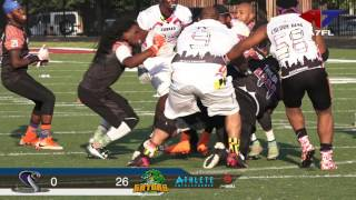 A7FL 2017 Week 6 - Baltimore Gators vs Baltimore Cobras