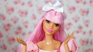 Dollhouse - Barbie Doll Stop Motion Music Video