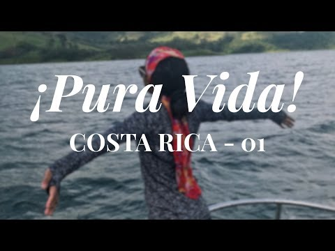 Costa Rica Vlog 1