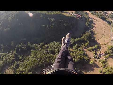 Parapente vuelo Cerdedo 02-09-2018 (Full HD 1080px60fps)