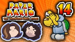 Paper Mario TTYD Krybaby Koops - PART 14 - Game Grumps