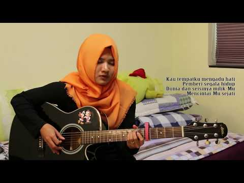 Download Lagu Justcall Rosse - KebesaranMu (Cover)