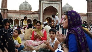 It's the holy month of Ramzan, Muslims across India are celebrating