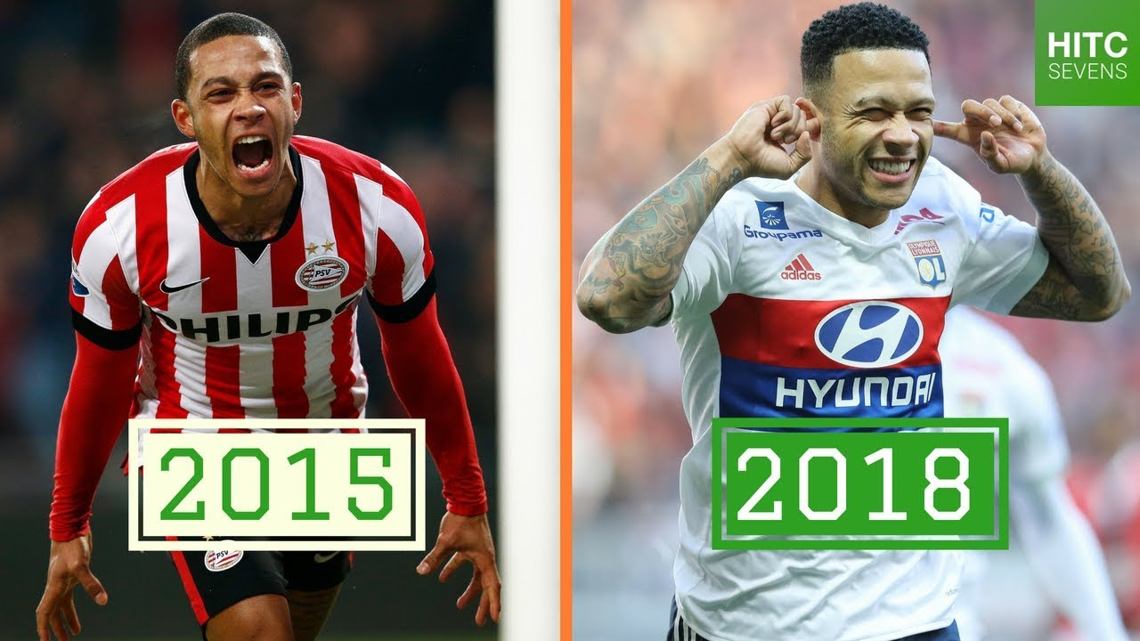 Last 7 Eredivisie Young Players of the Year: Where Are They Now? | HITC Sevens