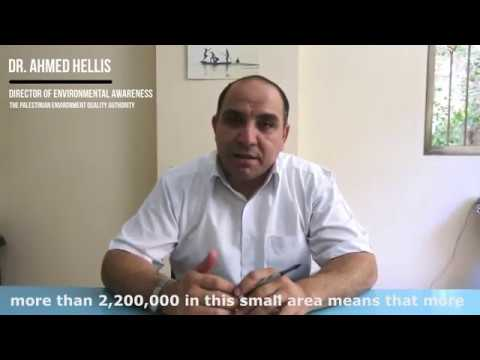 Dr. Ahmed Hillis, The Deteriorated Environmental Situation in Gaza Strip