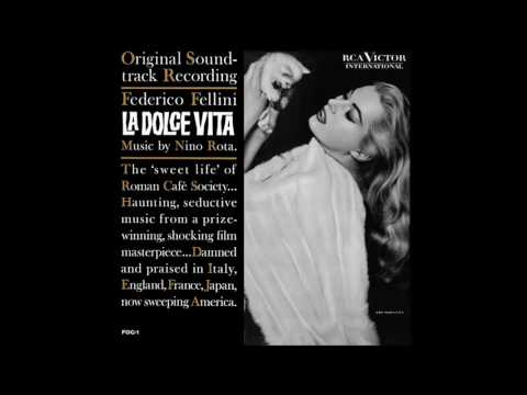 Nino Rota - La Dolce Vita (soundtrack)