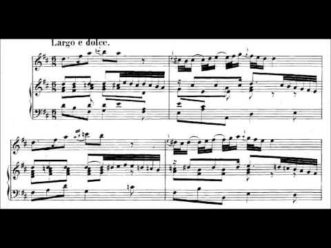 Bach - Flute Sonata in B minor, BWV 1030 (Murray/Goldstein) Complete with Sheet Music