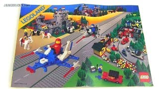 A look through a LEGO 1984 mini-catalog!