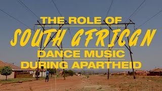 The role of South African dance music during apartheid | Resident Advisor
