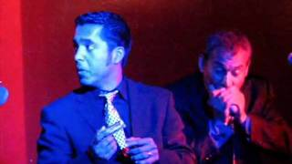 "Aki Kumar + Andy Santana Duel on ""Creeper"" - Verve Lounge 6/5/10"