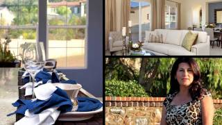 Neighborhood Tour:  The Ranchos at Vistamonte (New Homes in North County San Diego)