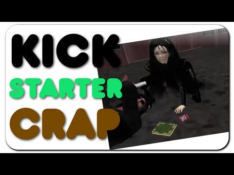 Kickstarter Crap - In Love With A Assassin & MIA