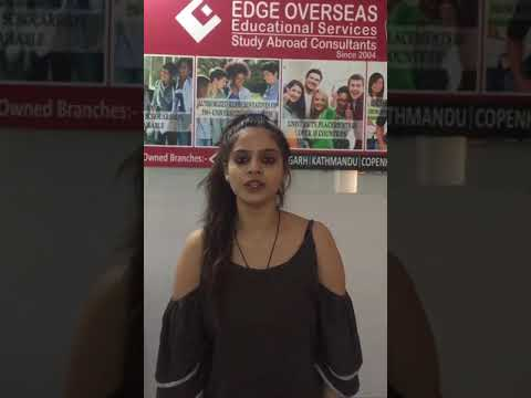 Congratulations #Ralcy Salaria for getting #latvia Study Visa by Edge Overseas Educational Services