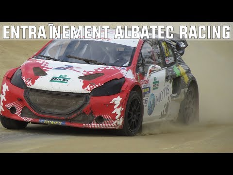 Entraînement de Albatec Racing | Circuit de Faleyras