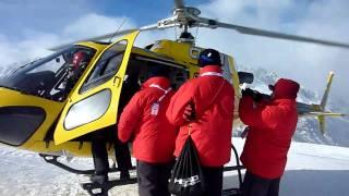 Viaje de incentivos en Chamonix
