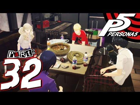 Persona 5 - Part 32 - Hot Pot
