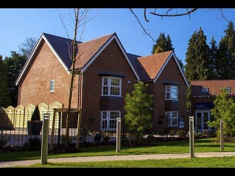 David Wilson Homes - The Woolridge @ Woodthorne, Wolverhampton  by Showhomesonline