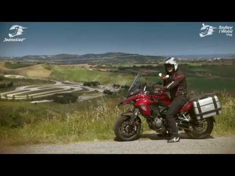 Benelli TRK 502: Turystyczny motocykl nie tylko dla początkujących #93 Szybcy i Wolni Vlog