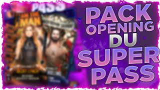 WWE SuperCard PACK OPENING BECKY LYNCH PRO OU SETH ROLLINS SINGLE