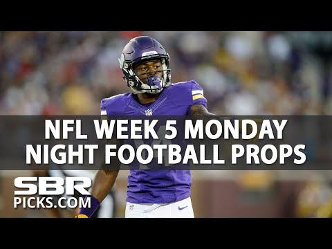 Minnesota Vikings at Chicago Bears | NFL Prop Pick | With Jordan Sharp