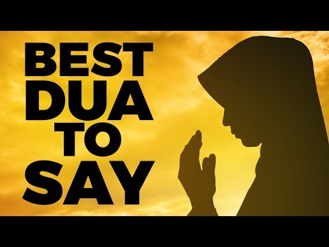 This Is The BEST DUA To SAY In 2 SECONDS!!