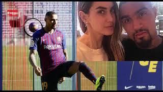 Barcelona oo VAR ku ilaalineysa Galmada badan uu xidigooda Cusub Boateng la sameeyo Xaaskiisa