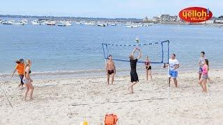 Sports et Activités – Camping Yelloh! Village Belle Plage à Ploemeur – Morbihan - Bretagne