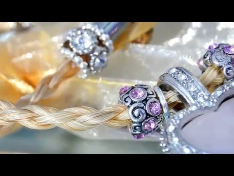 Horse Hair Bracelets-Stunning Video & Jewelry!!