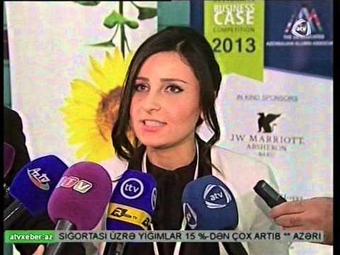 Azerbaijan Business Case Competition 2013 - ATV