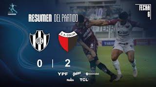 Copa Diego Maradona | Fecha 6 | resumen de Central Córdoba - Colón