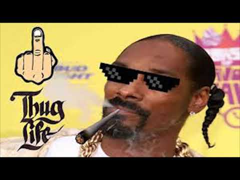 Thug Life - Sound Effect (Snoof Dog dalalalala)