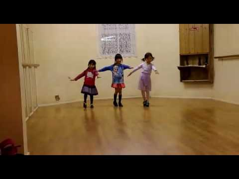 Tap dance with Tianlin