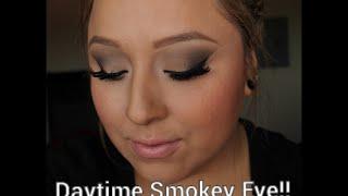 naked 2 basics daytime smokey eye