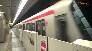 つくばエクスプレス 回送列車 TX-2165編成 南流山駅到着