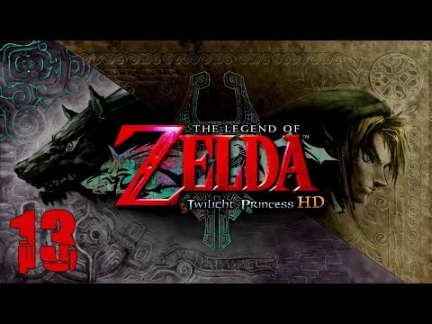 Zelda: Twilight Princess 🐺 Let's Play #13 [Duell Mit Goronen]