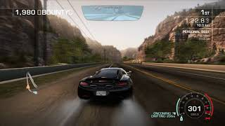 NFS:Hot Pursuit   Twin Turbo 3:03.28   World Record