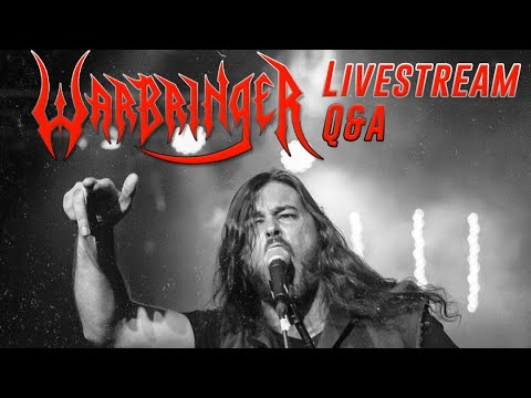 WARBRINGER - Live Q&A With John Kevill (#NapalmSofaSeries)