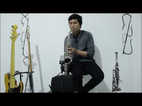 LDR - Raisa Saxophone Cover by Hendra Kristopel