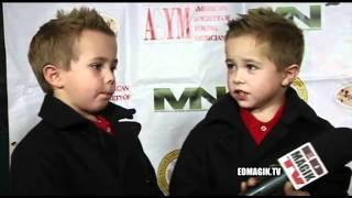 Morgan & Frank Gingerich - Interview