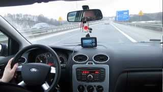 Focus 1.6 TDCi spokojna jazda / easy drive / Форд Фокус дизель(, 2013-03-26T21:41:29.000Z)