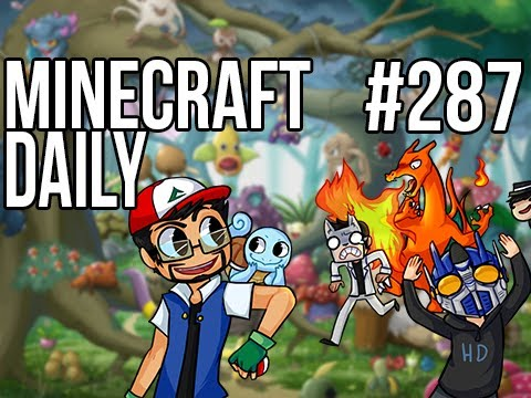 Minecraft Daily | Ep.287 | Ft. Kevin, ImmortalHd and Steven | The Zapdos Wiki?
