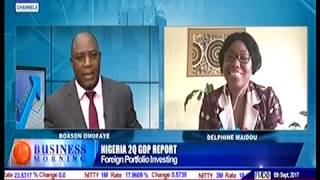 Delphine Maidou, COO Africa, speaks to Channels TV Nigeria