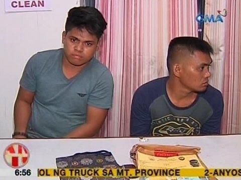 UB: Dalawang pusher, arestado sa buy bust operation sa Alabang, Muntinlupa