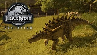 ХИЩНИКИ ПРОТИВ ТРАВОЯДНЫХ! - Jurassic World Evolution