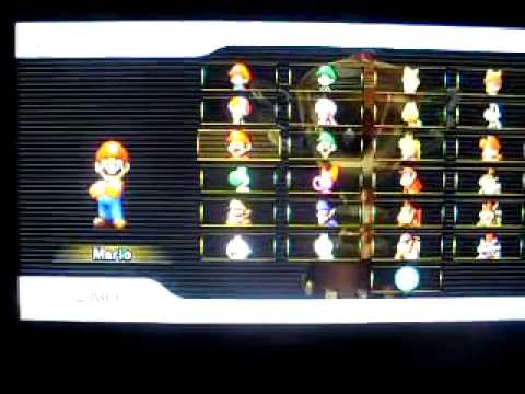 Mario Kart Wii Cheat Codes Ocarina Youtube