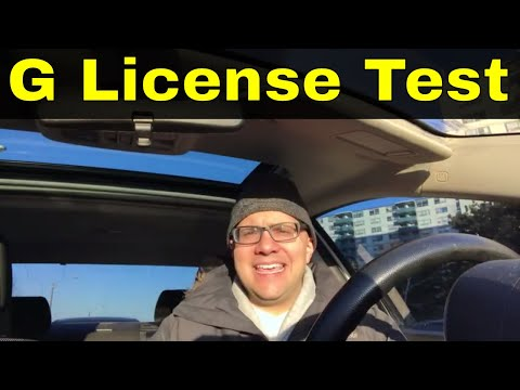 7 Tips For Passing Your G License Test In Ontario