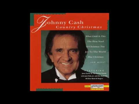 Johnny Cash - O Little Town Of Bethlehem