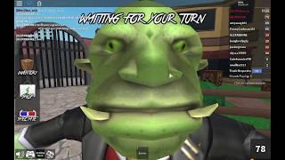 How To T-Pose As Shrek In jedem Spiel auf Roblox Für 790 Robux!!
