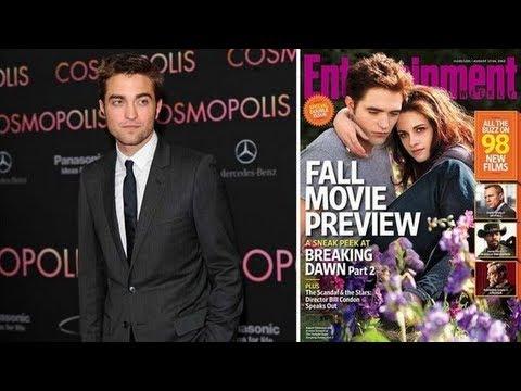 Robert Pattinson Prepares to Respond to Kristen Cheating Scandal; Bill Condon Speaks