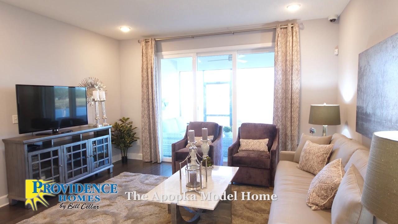 The Apopka Model Home